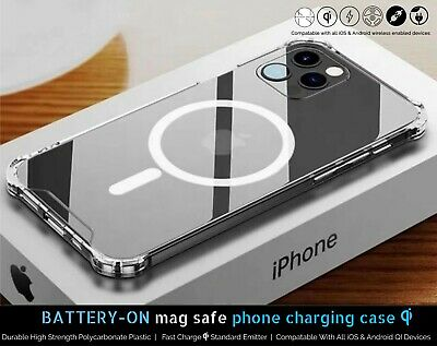 £9.99 • Buy Magsafe Magnetic Wireless Charging Case For IPhone 12 12 Pro 12 Pro Max 12 Mini