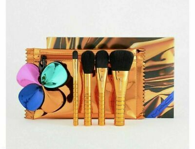 $34.99 • Buy NEW Limited Edition! MAC Shiny Pretty Things Face Focus Brush Set