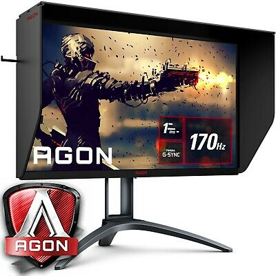 AU599 • Buy AOC 27  170Hz Nano IPS Gaming Monitor AG273QXP 1440p 1ms HDR Adaptive-Sync