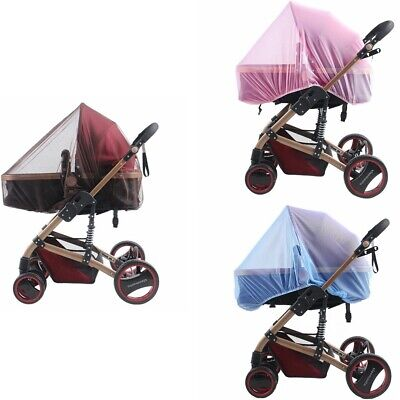 £4.98 • Buy Pram Stroller Cat Mosquito Net Pushchair Cot Moses Basket Buggy Carseat Safety