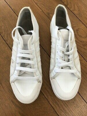 $ CDN13.74 • Buy Ladies White Adidas Trainers Size 6 Adult Uk