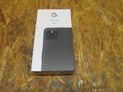$ CDN369.69 • Buy Google Pixel 4a 5G 128GB Unlocked 6.2  GA02293-US ( LOT A46)
