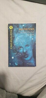 The Man Who Fell To Earth By Walter Tevis (Paperback, 2016) • 3.90£