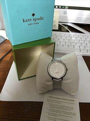$ CDN87.72 • Buy Kate Spade Ksw1606 Women's Morningside Leather Strap Watch