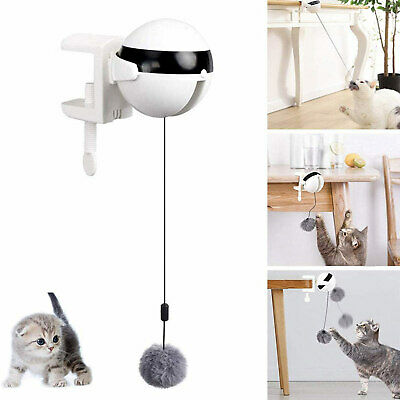 AU17.89 • Buy Smart Interactive Motion Cat Toy Electronic Pet Ball Motion Toys Self Rotating