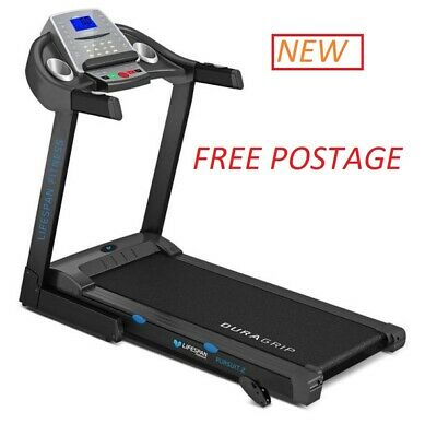 AU499.95 • Buy Lifespan Pursuit Treadmill With FitLink Home Gym Exercise Equipment NEW!!!