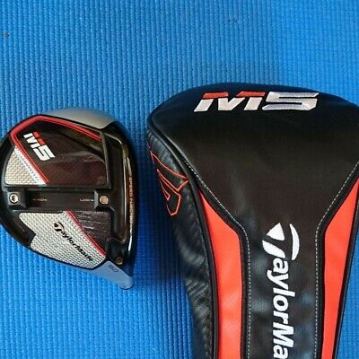 AU325.39 • Buy Used Golf Club TaylorMade M5 9 ° Driver Head Only From Japan