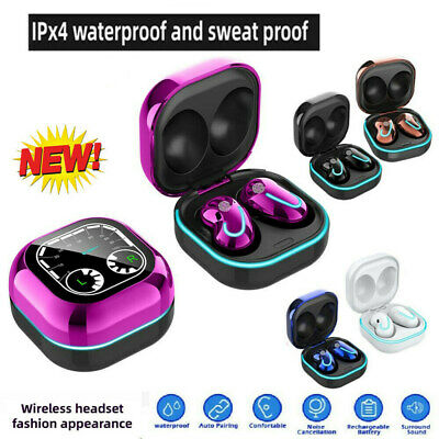$ CDN20.67 • Buy TWS Bluetooth 5.1 Wireless Earbuds Headphone Headset Noise Cancelling Waterproof