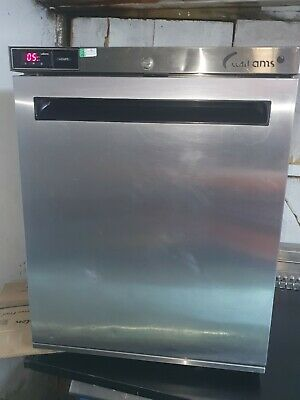 £350 • Buy Williams Under Counter Fridge Stainless Steel 135 Ltr Commercial Catering