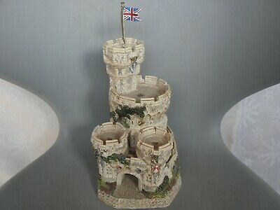 £174.95 • Buy David Winter Signed Castle Tower Of Windsor Carnival Piece No 802/4500 ~ Boxed