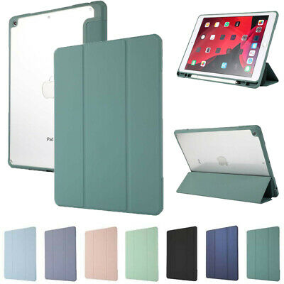 AU25.19 • Buy For IPad 5 6 7 8th Gen Air 4 10.5 Pro 11 2020 PU Leather Smart Stand Case Cover
