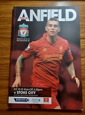 £1.49 • Buy Liverpool Home Programmes 2012-13 *choose From List*