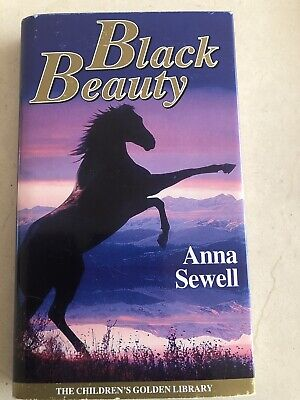 £2 • Buy Anna Sewell Black Beauty (the Children 's Golden Library) Hardcover