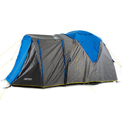 AU299 • Buy Adventure Kings Geo Dome Tent 6Person 2 Room 4WD Camping Hiking Outdoor Shelter