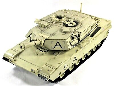 $59.99 • Buy 2007 Unimax QTA007 Forces Of Valor M1A1 Abrams US 1/18 Military Tank 17