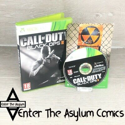 £14.99 • Buy Call Of Duty Black Ops 2 Ii Xbox 360  Free P&p Free Returns & Same Day Dispatch
