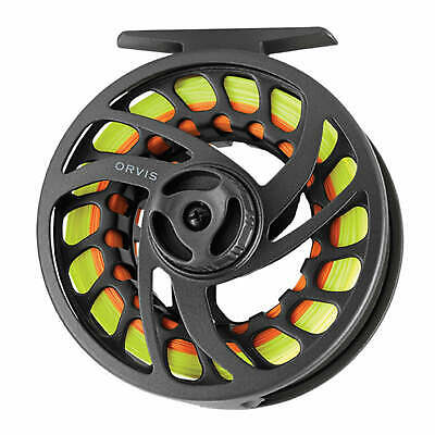 $ CDN118.58 • Buy Orvis Clearwater Fly Reel Large Arbor Sizes II, IV 4, 5, 6, 7, 8, 9 Weight