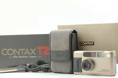 $ CDN1407.24 • Buy 【 Mint /Box.Case 】 Contax T2 35mm Point & Shoot Film Camera From JAPAN