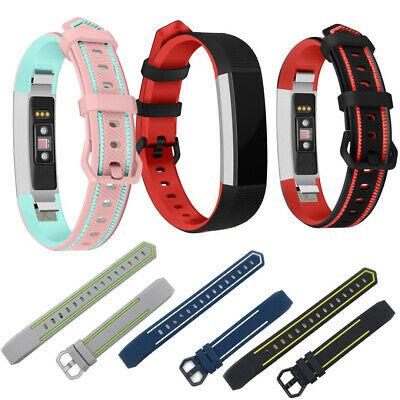AU5.06 • Buy Replacement Silicone Watch Band Strap Wristband For Fitbit Alta/Alta HR / Ace