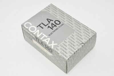 $ CDN119.71 • Buy *Almost Unused In Box* Contax TLA 140 Shoe Mount Flash For G2 G1 From JPN #1496