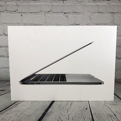 $13.99 • Buy Empty Box ONLY-Apple Mac 13-inch Touch Bar MacBook Pro A1706 Space Gray