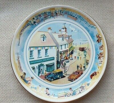 £4.99 • Buy Masons Ringtons   Seaside Days   10 Inch Collectors Plate