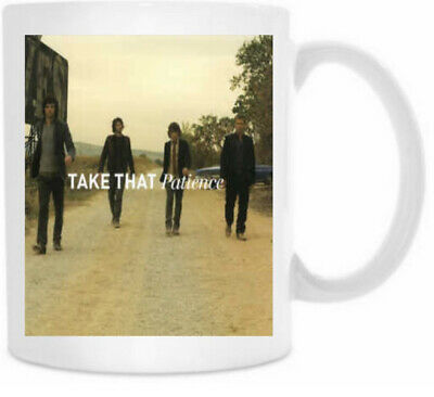 £4.50 • Buy Take That Patience Mug. New, Boxed And Dishwasher Proof