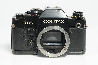 $ CDN89.84 • Buy Contax RTS II Quartz SLR Film Camera Body [Parts/Repair] #320