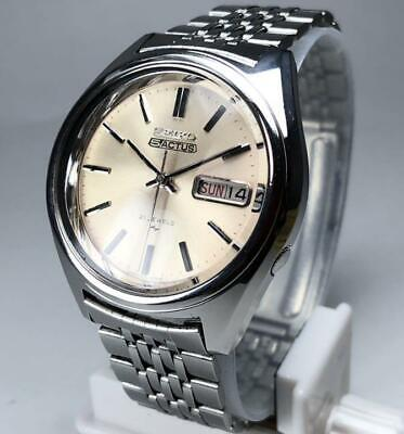 $ CDN211.77 • Buy Working Seiko 5Actus 7019-7060 Manufactured In April 1975