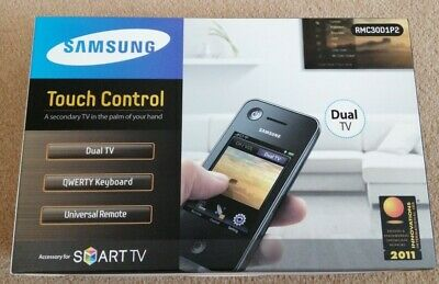 £68 • Buy Genuine Samsung Touch Remote Control  RMC30D1P2/XU RMC30D1 BN96-19053C Brand New