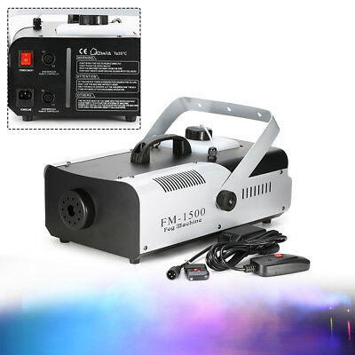 £57.06 • Buy Fogger Stage Lighting Effect Fog Machine With Handle Dry Ice Effect Bar Party UK