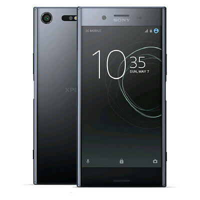 AU399.99 • Buy [White Box - As New] Sony Xperia XZ Premium (5.5  4K, 64GB/4GB, Opt) - Black