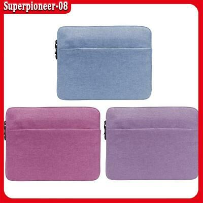 AU11.02 • Buy 8/10/12 Inch Tablet Zipper Sleeve Pouch Case Bag For Mini/iPad/Kindle Cover