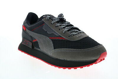 AU85.99 • Buy Puma Future Rider Airplane Mode Mens Black Suede Lifestyle Sneakers Shoes