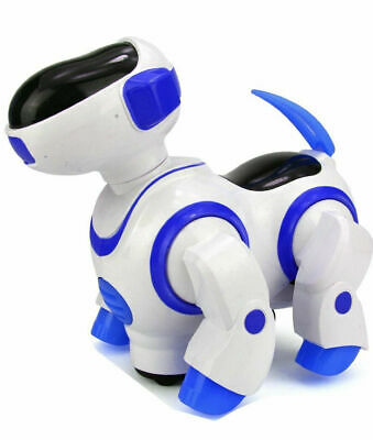 £9.99 • Buy Electronic Dancing Dog Toy Music And Animal Sound Tail Swing For Kids Children