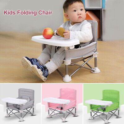 £25.17 • Buy Portable Detachable Folding Baby Dining Chair Child Feeding Seat Eating Toddler