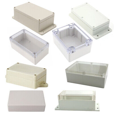 £4.65 • Buy Project Electronic Instrument Case Plastic Waterproof ABS Cover Enclosure Box