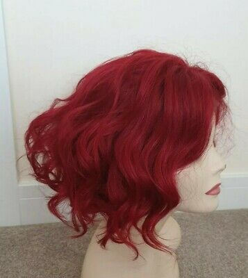 £40 • Buy Synthetic Lace Front Curly Wig