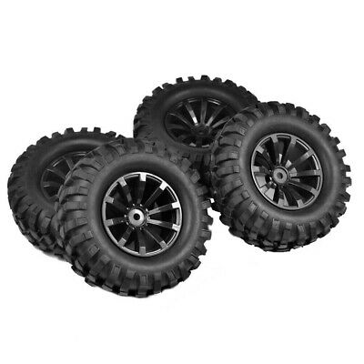 £19.99 • Buy 1/10 RC Car Beach Rock Crawler 108mm 1.9'' Tyre Wheel Hex For Off Road HSP HPI