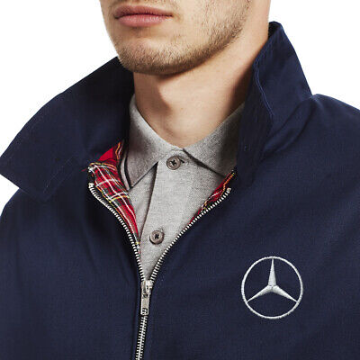 £28 • Buy Mercedes Gifts Embroidered Harrington Jacket.