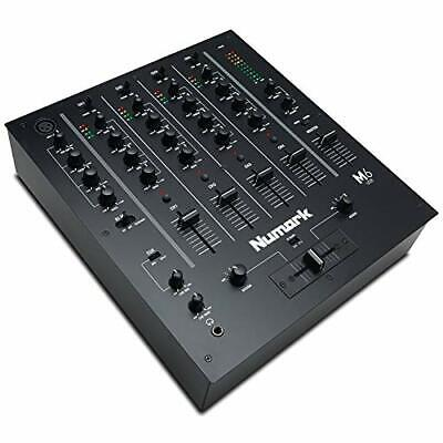£204.99 • Buy Numark M6 USB - 4-Channel DJ Mixer With Built-In Audio Interface, 3-Band EQ,