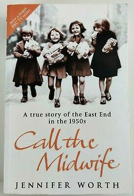 Call The Midwife By Jennifer Worth (Paperback) • 0.99£