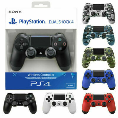 AU36.76 • Buy PS4 Controller PlayStation Game Console DUALSHOCK 4 V2 Wireless Official Colors