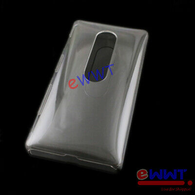 AU2.38 • Buy For Sony Xperia XZ2 Premium H8116 H8166 5.8  Clear Back Cover Hard Case ZGCF859