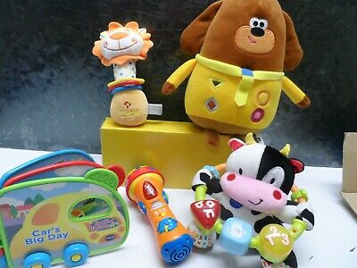 £14.95 • Buy Vtech Leapfrog  Baby/toddler Bundle X 5 /microphone Hey Duggee Toot Drivers Etc