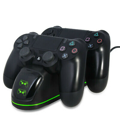 AU27.08 • Buy For PS4 Controller Fast Charger Charging Dock Station Stand Dualshock Gamepad