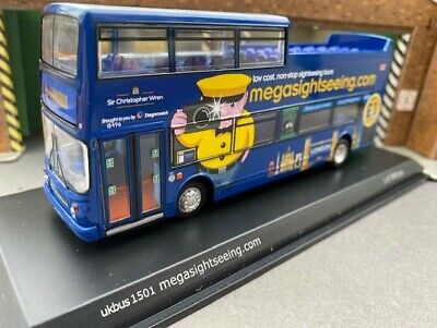 £36.50 • Buy NORTHCORD UKB1501 Dennis Trident Stagecoach London Sightseeing Open Top DAMAGED