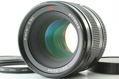 $ CDN3627.59 • Buy MINT Contax Carl Zeiss Distagon T* 80mm F2 Lens For Contax 645 From JAPAN #F817