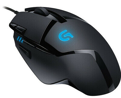AU29 • Buy Logitech G402 Hyperion Fury (910-004070) Wired Gaming Mouse
