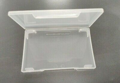 £1.75 • Buy Business Card Holder Case Clear Plastic ID Pocket Box Wallets UK Manufactured